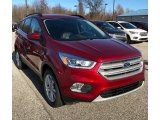 2019 Ruby Red Ford Escape SEL 4WD #131274833