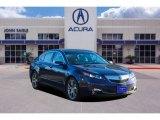 2013 Fathom Blue Pearl Acura TL SH-AWD Advance #131274771