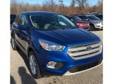 2019 Lightning Blue Ford Escape SE 4WD #131274843