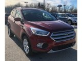2019 Ruby Red Ford Escape SEL 4WD #131274841