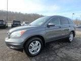 2011 Polished Metal Metallic Honda CR-V EX-L 4WD #131282213
