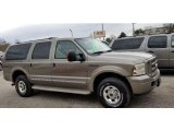 2005 Pueblo Gold Metallic Ford Excursion Limited 4X4 #131285903