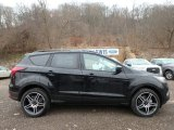 2019 Agate Black Ford Escape SEL 4WD #131285654