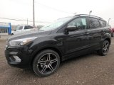 2019 Ford Escape Agate Black