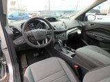 2019 Ford Escape S Chromite Gray/Charcoal Black Interior