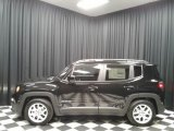 2018 Black Jeep Renegade Latitude #131285539