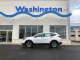 2019 Platinum White Pearl Honda CR-V LX AWD #131317151