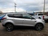 2019 Ingot Silver Ford Escape SEL 4WD #131317140