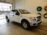 2019 Oxford White Ford F150 XLT SuperCab 4x4 #131317178