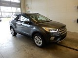 2019 Magnetic Ford Escape SEL 4WD #131317176