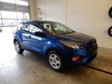 2019 Lightning Blue Ford Escape S #131317175