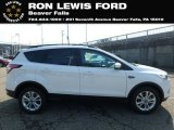 2018 Oxford White Ford Escape SEL #131338172