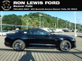 2019 Shadow Black Ford Mustang GT Fastback #131338227
