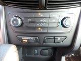 2019 Ford Escape S Controls