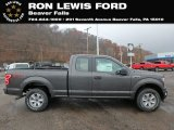 2018 Magnetic Ford F150 XL SuperCab 4x4 #131338218