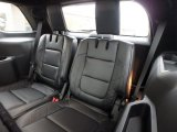 2019 Ford Explorer Platinum 4WD Rear Seat