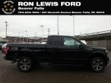 2019 Agate Black Ford F150 STX SuperCab 4x4 #131338274