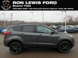 2019 Magnetic Ford Escape SE 4WD #131338268