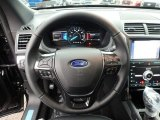 2019 Ford Explorer Limited 4WD Steering Wheel