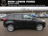 2019 Agate Black Ford Escape SE 4WD #131338262