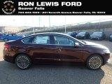 2018 Burgundy Velvet Ford Fusion SE #131338199
