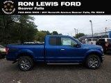2018 Ford F150 XLT SuperCab 4x4