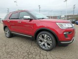 2018 Ford Explorer Ruby Red