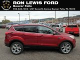 2019 Ruby Red Ford Escape Titanium 4WD #131338239