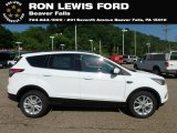 2018 Oxford White Ford Escape SEL #131338174