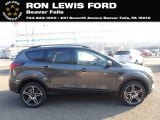2019 Magnetic Ford Escape SEL 4WD #131338301