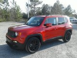 2018 Colorado Red Jeep Renegade Altitude #131338500