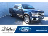 2019 Blue Jeans Ford F150 King Ranch SuperCrew #131370698