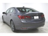 2017 Modern Steel Metallic Acura TLX V6 Technology Sedan #131370616