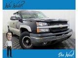 2004 Black Chevrolet Silverado 1500 LS Extended Cab 4x4 #131370724