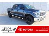 2019 Magnetic Gray Metallic Toyota Tundra SR5 CrewMax 4x4 #131385339