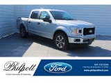2019 Ingot Silver Ford F150 STX SuperCrew #131385333