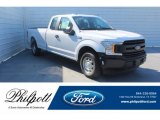 2019 Oxford White Ford F150 XL SuperCab #131385331