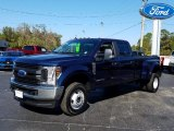Blue Jeans Ford F350 Super Duty in 2019