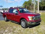 2019 Ford F150 Ruby Red