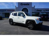 2018 Alpine White Jeep Renegade Latitude #131385308