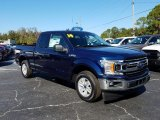 2019 Ford F150 XLT SuperCab Data, Info and Specs