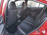 2019 Subaru Impreza 2.0i Sport 4-Door Rear Seat