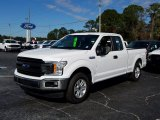 2019 Oxford White Ford F150 XL SuperCab #131385499