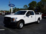 2019 Oxford White Ford F150 XL SuperCab #131385496