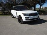 2017 Fuji White Land Rover Range Rover SVAutobiography Dynamic #131420450