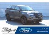 2019 Magnetic Ford Explorer XLT #131422953