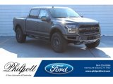 2019 Magnetic Ford F150 SVT Raptor SuperCrew 4x4 #131422948