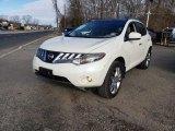 2009 Glacier Pearl Nissan Murano LE AWD #131422921