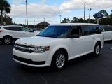 2019 Oxford White Ford Flex SE #131423066