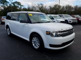 2019 Ford Flex Oxford White